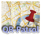 qr patrol show on map